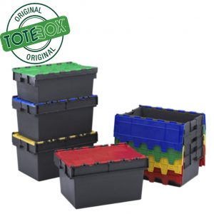 Collection of the folding lid boxes