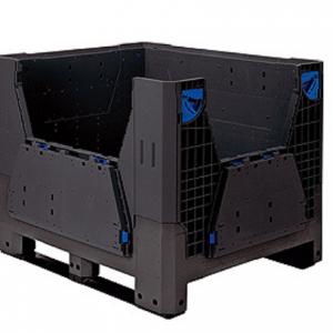Plastic Pallet Boxes | Hygienic Bulk Containers