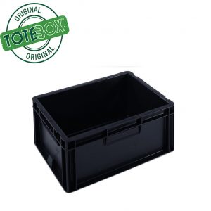 Black box with handles medium