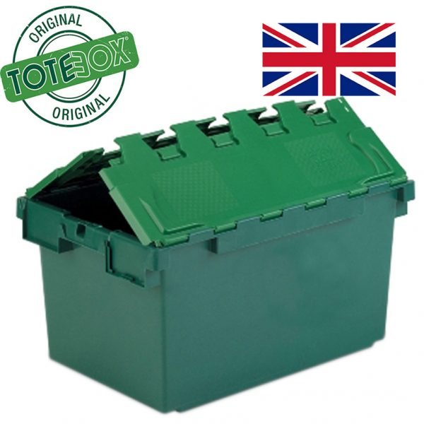 Green Totebox folding