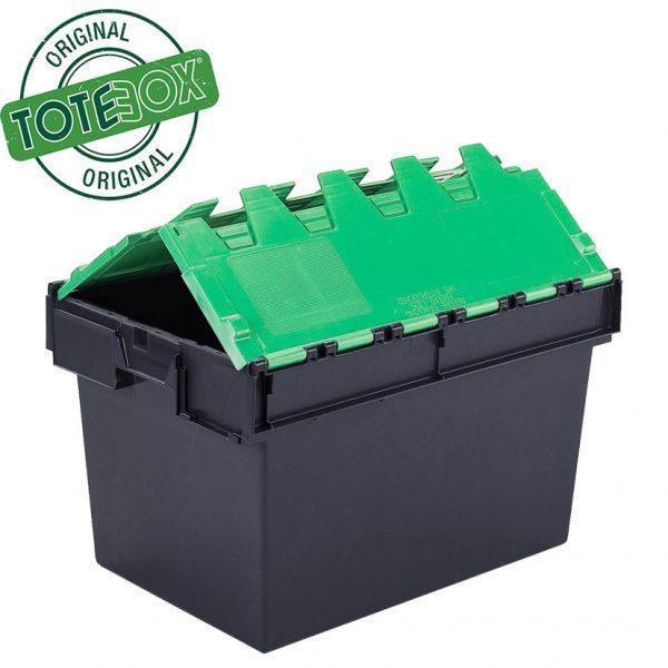 Totebox green lid