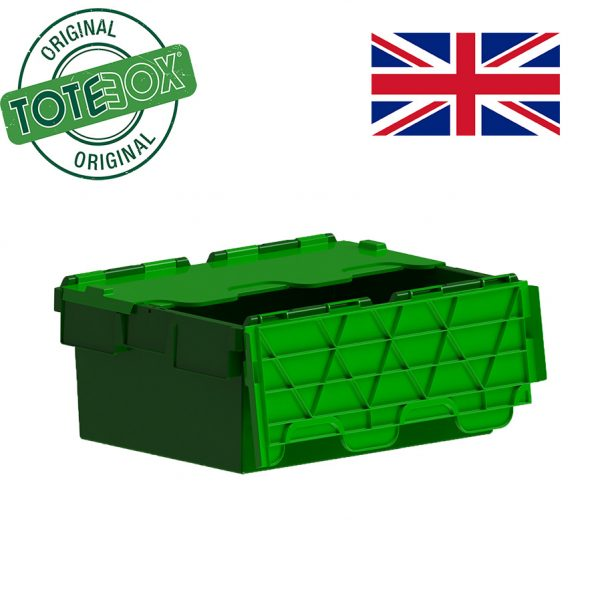 Green ToteBox for storage