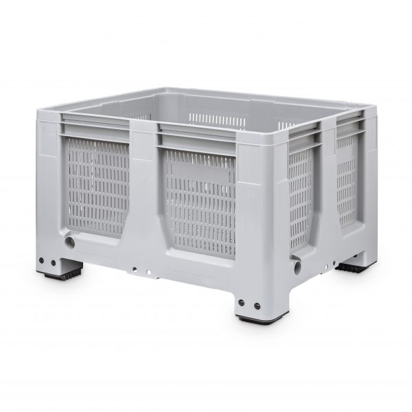 Ventilated Geobox, With Four Feet , 625 Litre (1200l x 1000w x 760h mm)