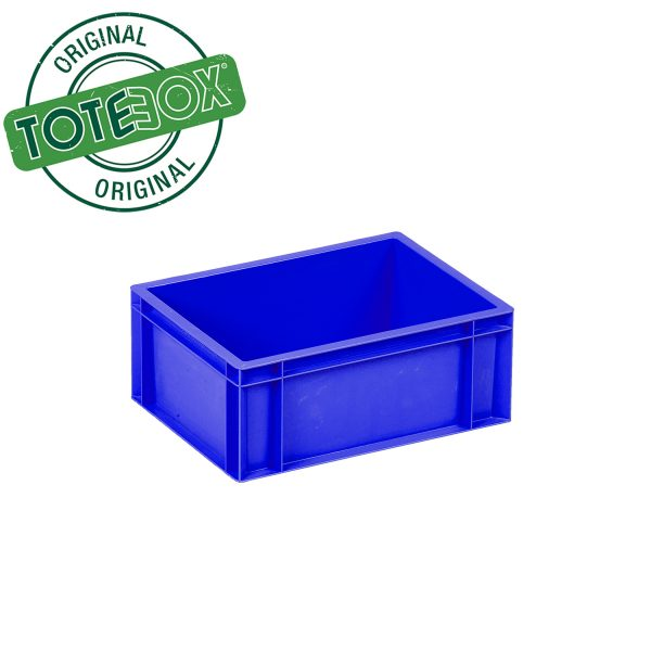 2111 - 15L D Blue euro stacking container