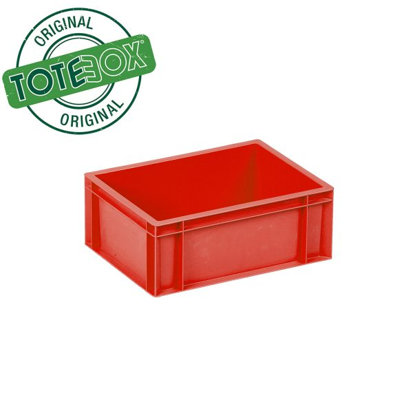 2111 - 15L Red euro stacking container
