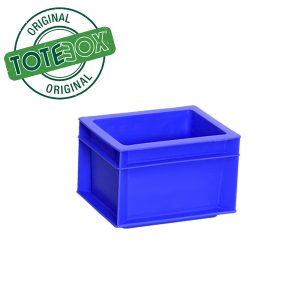 Plastic boxes - euro container blue