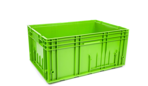 plastic industrial crate-R - KLT 6429