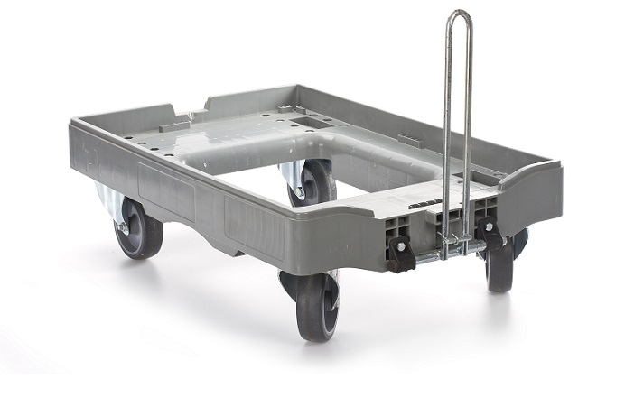 Dolly Suitable For 600x400mm Containers with pull handle