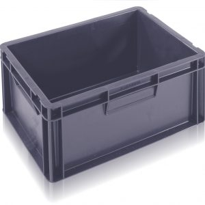 Heavy Duty Storage Boxes | Stacking Euro Containers