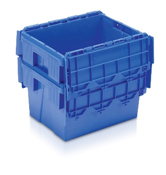plastic storage container with lid in blue-AT432604_NESTED