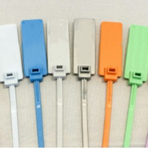 colour cable ties for tote boxes