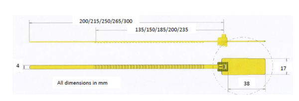 taliloc sizes