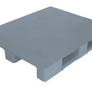 Multi Purpose Plastic Pallet Grey