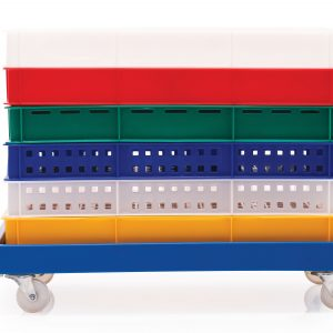 Confectionery And Bread Trays | Stackable Produce Baskets