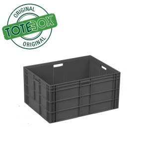Plastic Storage container in Black
