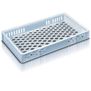22 Litre – Ventilated 30×18 inch Confectionery Tray (762x457x92mm)
