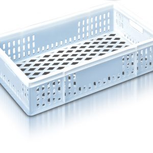 48 Litre – Ventilated 30×18 inch Confectionery Tray (762x457x176mm)-2
