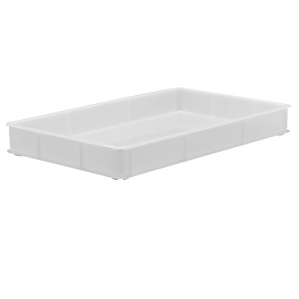 White box with holes