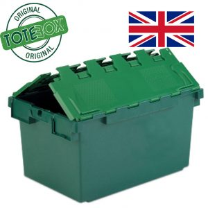 Green Totebox folding