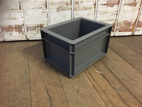 grey small tall box
