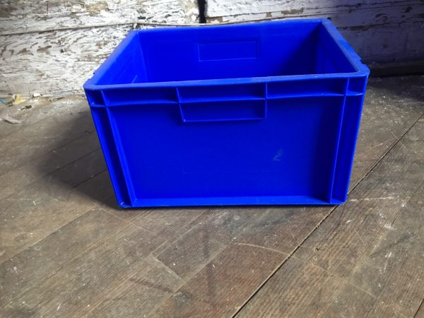 blue medium box
