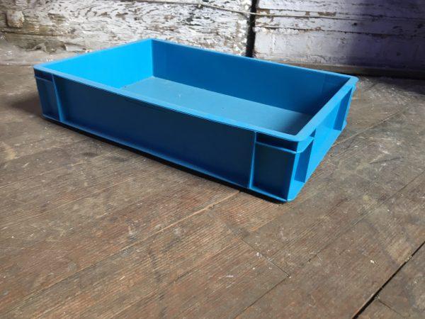 blue tray style box