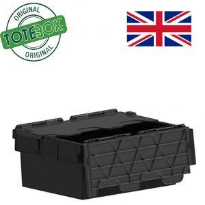 Totebox black lid