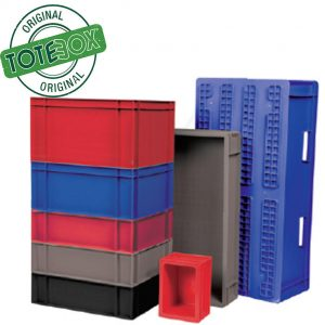 Euro Containers | Heavy Duty Storage Boxes